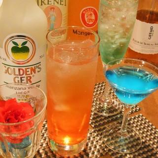 ◆お好みのお酒や飲み方など、お気軽にご相談ください♪