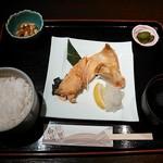 30834229 - 焼魚定食 730円
