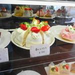 30836937 - 苺のショートケーキ 300円