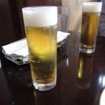 キャボロカフェ - ランチビール@140円UPで