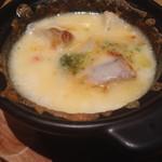 炭焼処きたぐに - 野菜のチーズ焼き
