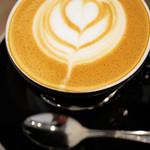 レックコーヒー - かわいいカフェラテ