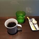 UTALO - ブレントコーヒーを頂きます!  (*´ڡ`●)