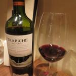 トラットリアチッチョ - 赤ワイン