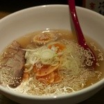 麺や 六三六 - にぼし冷麺