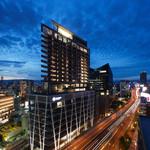 RAYON - 外観写真:安藤忠雄デザインのホテル「アルモニーアンブラッセ」