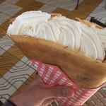マリオンクレープ - バナナチョコホイップ