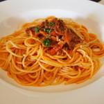 スパゲティハウスマッキー・プリアンゼ - 料理写真:ボロネーゼ