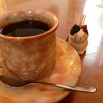 パンと珈琲の店 ねこのて - ブレンドコーヒー
