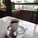 レストランモア - 食後のコーヒー