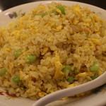 菜香新館 - 秋のかに肉炒飯