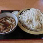 さぬき・むさし野うどん水織 - 肉ネギ汁(大)780円