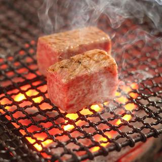 飛騨牛・黒毛和牛の上質なお肉を最高の焼き加減で