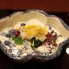 Koryu - 料理写真:先付:ながすくじらのおばけ