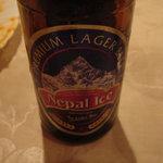 ヒマリキッチン - ネパールアイスビール
