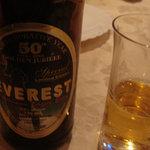 ヒマリキッチン - エベレストビール