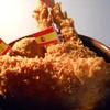 とんかつ 新宿さぼてん - 料理写真:22層やわらかロース重ねかつ&イベリコメンチかつ&エビフライ