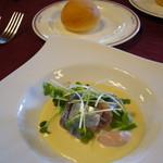 30851139 - 秋刀魚のピーナツソース