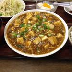 30851770 - 麻婆豆腐定食