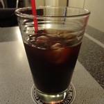 サイドプロジェクトカフェ - アイスコーヒー450円