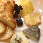 テンテンテン - フランス産チーズ