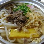 ことり - 鍋焼きうどん(520円)