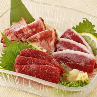 鮮度抜群の桜肉!精密に検査された安心の生肉を是非!