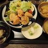 零 - 料理写真:鶏の竜田揚げおろしポン酢定食980円
