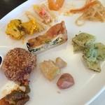 レストラン クレール - 惣菜バイキング