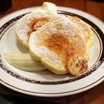 30857204 - リコッタチーズのパンケーキ