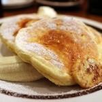 30857205 - リコッタチーズのパンケーキ