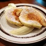 30857207 - リコッタチーズのパンケーキ