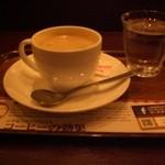 上島珈琲店 - 黒糖コーヒー