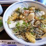 30859708 - えびもちぶっかけ蕎麦2014.9.15