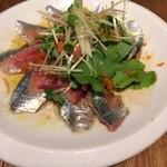 30859753 - 秋刀魚のカルパッチョ