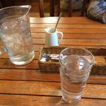キャラウェイ - コレは水飲みには嬉しい♪