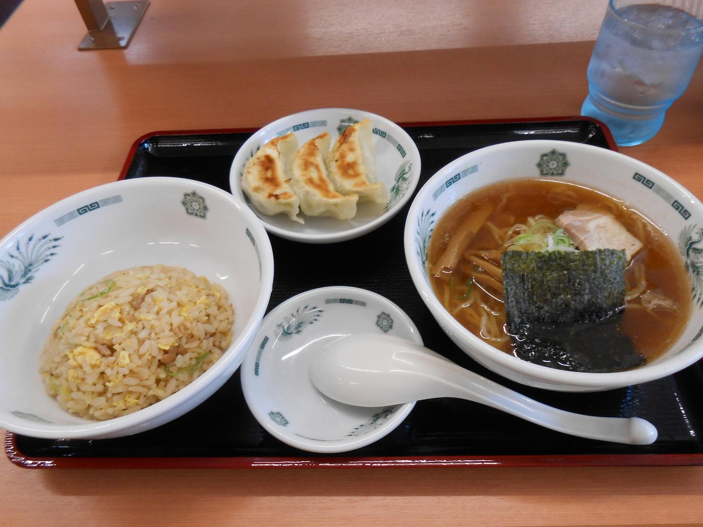 日高屋 岩槻ワッツ店