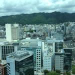 30864189 - 山側♡山に神戸市のマークが小さく見えます