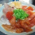 山芳亭 - づけ丼