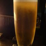 YAKITORI CLUB 和八 - オリオン生ビール:600円