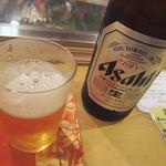 立喰い処 ちょこっと寿し - 瓶ビール