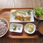 """ジャーナルカフェ - """"ヘルシーセット""""¥1,380"""
