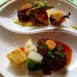 30868260 - ランチコース(Half&Half)魚と肉