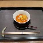 30869879 - 佐賀県唐津 赤雲丹の胡麻豆腐