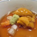 30869900 - 佐賀県唐津 赤雲丹の胡麻豆腐
