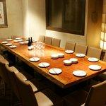 BISTRO DE まいど - 20名様までの大テーブル個室
