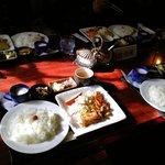 千房珈琲館 - 日替わりランチ(800円)