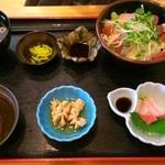 Kiseturyourihiro - 海鮮丼定食