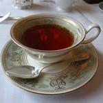 ボア・ド・ブローニュ - とても香りの良い紅茶