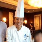 香桃 - ポール・ラウ氏  ミシュラン2つ星シェフ   Chef Paul Lau